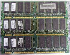 Set-3x-NEC-MC-4532CD647PF-A75-256MB-768MB-kit-PC133-CL3-168-pin-DIMM-SDRAM-memory-modules-COMPAQ-P-N-140134-001-HP-1818-8151