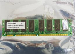 Mosel-Vitelic-V436532S04VATG-75-256MB-PC133-CL3-168-pin-DIMM-SDRAM-memory-module-#2