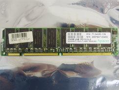 Apacer-P-N-71.84353.135-256MB-PC133-CL2-168-pin-DIMM-SDRAM-memory-module