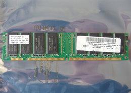Hynix-HYM71V32635HCT8P-K-AA-IBM-FRU-10K0060-256MB-PC133-CL2-168-pin-DIMM-SDRAM-memory-module