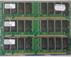 Set-3x-Hynix-HYM71V32635HCT8-H-AA-COMPAQ-P-N-140134-001-256MB-768MB-kit-PC133-CL3-168-pin-DIMM-SDRAM-memory-modules