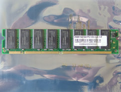 Infineon-HYB39S128800CT-7.5-256MB-PC133-CL3-168-pin-DIMM-SDRAM-memory-module