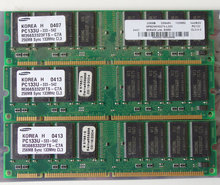 Set-3x-Samsung-M366S3323FTS-C7A-256MB-768MB-kit-PC133-CL3-168-pin-DIMM-SDRAM-memory-modules