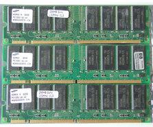 Set-3x-Samsung-M366S3323DTS-C7A-COMPAQ-P-N-140134-001-256MB-768MB-kit-PC133-CL3-168-pin-DIMM-SDRAM-memory-modules-HP-1818-8792-P1538-63010