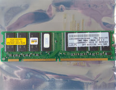 Hyundai-HYM7V651601-ATFG-10S-IBM-FRU-01K1148-128MB-PC100-CL3-168-pin-DIMM-SDRAM-memory-module