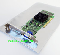 New-MSI-MS-8839-32MB-NVIDIA-GeForce2-MX200-VGA-DX7-graphics-AGP-4x-PC-card-adapter-NOS