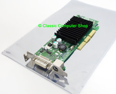 NVIDIA-P117-64MB-DDR-NVIDIA-GeForce4-MX440-DVI-TV-out-DX7-graphics-AGP-8x-low-profile-PC-card-adapter