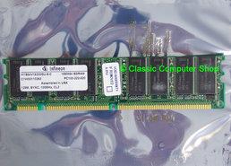 Infineon-HYS64V16220GU-8-C-COMPAQ-P-N-323013-001-128MB-PC100-CL2-168-pin-DIMM-SDRAM-memory-module