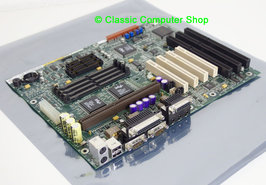 Intel-PD440FX-slot-1-ATX-PC-motherboard-main-system-board-AA-668289-307-Pentium-II-2-PII-P2-PCI-ISA-Intel-440FX-Yamaha-YMF715-S-OPL3-vintage-retro-90s