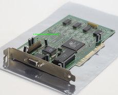 BTC-ALI-Avance-Logic-ALG2302-VGA-graphics-video-PCI-PC-card-adaptor-Pentium-Windows-95-vintage-retro-90s