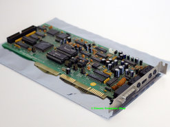 Creative-CT1330A-rev.-5-Sound-Blaster-Pro-audio-CD-ROM-controller-16-bit-ISA-PC-card-dual-OPL2-386-486-DOS-Windows-3.1-vintage-retro-90s