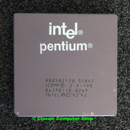 Intel-Pentium-A80502120-SY062-120MHz-socket-5-7-processor-CPU-vintage-retro-90s