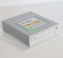 New-Toshiba-Samsung-SH-D162-BEWP-16x-DVD-ROM-player-5.25-internal-PATA-drive-white-beige-front-IDE-NOS