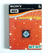 Sony-MSX-HBM-16-16K-RAM-expansion-memory-cartridge-vintage-retro-80s