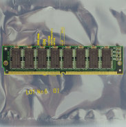 Siemens-HYB514400BT-80-4-MB-4MB-80-ns-80ns-72-pin-gold-contacts-SIMM-non-parity-FPM-RAM-memory-module-vintage-retro-90s