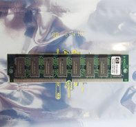 HP-1818-4893-4-MB-4MB-80-ns-80ns-72-pin-SIMM-non-parity-FPM-RAM-memory-module-vintage-retro-90s