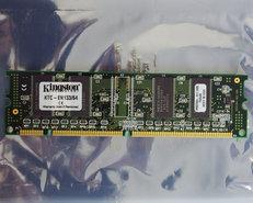Kingston-KTC-EN133-64-64-MB-64MB-PC133-CL3-168-pin-DIMM-SDRAM-memory-module