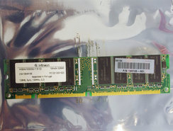 Infineon-HYS64V16300GU-7.5-C2-128-MB-128MB-PC133-CL3-168-pin-DIMM-SDRAM-memory-module-Compaq-P-N-140133-001