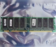 HP-1818-7321-NEC-MC-458CB646LFA-A10-64-MB-64MB-PC100-CL3-168-pin-DIMM-SDRAM-memory-module