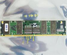 Texas-Instruments-TI-TMS418169DZ-70-8-MB-8MB-70-ns-70ns-168-pin-DIMM-parity-EDO-RAM-memory-module