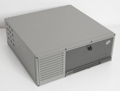 Refurbished-IBM-Industrial-Computer-7585-486-ISA-DOS-bench-top-PC-VLB-parallel-LPT-vintage-retro-90s