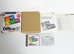 Microsoft-Office-97-Professional-Upgrade-Dutch-PC-CD-ROM-complete-in-box-CIB-Windows-95-vintage-retro-90s