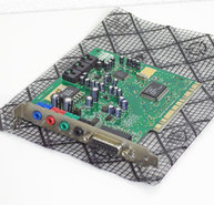 Creative-CT4700-Sound-Blaster-PCI128-audio-PCI-PC-card-Windows-95-98-Pentium-Ensoniq-AudioPCI-vintage-retro-90s