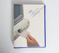 IBM-Personal-System-2-model-30-Handboek-voor-de-gebruiker-en-Introductiediskette-PS-2-manual-reference-system-disk-vintage-retro-80s