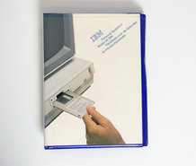 IBM-Personal-System-2-model-30-286-Handboek-voor-de-gebruiker-en-Introductiediskette-PS-2-manual-reference-system-disk-vintage-retro-80s