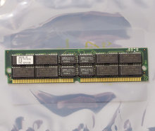 IBM-FRU-92F0105-P-N-71F7010-4MB-70ns-72-pin-gold-contacts-SIMM-parity-FPM-RAM-memory-module-vintage-retro-90s