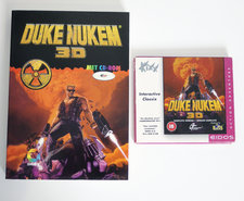 PC-CD-ROM-game-Duke-Nukem-3D-GT-Interactive-complete-w--strategy-guide-CIB-FPS-shooter-DOS-486-Pentium-vintage-retro-90s