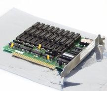 Everex-Systems-EV138-128-KB-RAM-expansion-8-bit-ISA-card-PC-XT-5150-5160-vintage-retro-80s