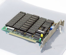 Persyst-PC-SM-256-KB-RAM-expansion-8-bit-ISA-card-PC-XT-5150-5160-vintage-retro-80s