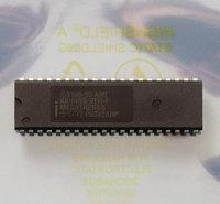American-Megatrends-AMI-KB-BIOS-VER-F-P8042AHP-PC-BIOS-ROM-40-pin-DIP-chip-vintage-retro-90s