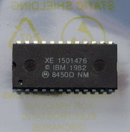 IBM-PC-5150-1982-BIOS-U33-ROM-XE-1501476-24-pin-DIP-chip-vintage-retro-80s