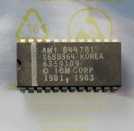 IBM-PC-5150-cassette-BASIC-U29-ROM-AMI-S68B364-6359109-24-pin-DIP-chip-vintage-retro-80s