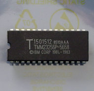 IBM-PC-XT-5160-1982-BIOS-U18-ROM-1501512-TMM23256P-5658-28-pin-DIP-chip-vintage-retro-80s