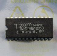 IBM-PC-5150-cassette-C1.10-BASIC-U29-ROM-5000019-TMM2366P-0050-24-pin-DIP-chip-vintage-retro-80s