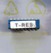 T-RES-terminator-resistor-16-pin-DIP-chip-for-Tandon-TM-100-2A-floppy-disk-drive-FDD-vintage-retro-80s