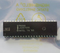 Intel-8088-P8088-5-MHz-DIP40-CPU-5MHz-processor-vintage-retro-80s