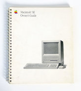 Apple-Macintosh-SE-Owners-Guide-English-manual-vintage-retro-80s