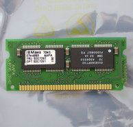 IBM-FRU-92G7262-8MB-70ns-non-parity-72-pin-SO-DIMM-RAM-memory-module-vintage-retro-90s