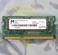 Micron-MT4LG51264KHG-83-4MB-100MHz-144-pin-SO-DIMM-SGRAM-memory-module-vintage-retro-90s