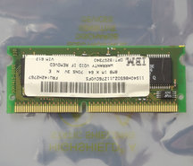 IBM-FRU-42H2767-8MB-70ns-144-pin-SO-DIMM-EDO-RAM-memory-module-vintage-retro-90s
