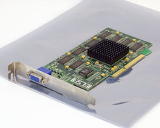 Elsa-Erazor-II-A16-SD-16MB-NVIDIA-Riva-TNT-VGA-graphics-video-AGP-PC-card-adapter-vintage-retro-90s