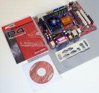 Refurbished-PC-Chips-M935CG-mATX-PC-motherboard-main-system-board-w--onboard-Intel-Celeron-1.8GHz-S478-P4-FSB-533-SiS-651-#2