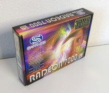 New-Sapphire-ATI-Radeon-7000-32MB-VGA-DVI-TV-out-graphics-video-PCI-PC-card-adapter-NOS-NIB-CIB