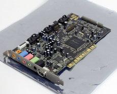 Creative-Sound-Blaster-Audigy-SB1394-SB0230-sound-audio-PC-PCI-card-EAX-Advanced-HD