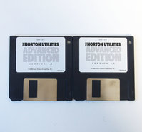 Symantec-The-Norton-Utilities-Advanced-Edition-version-4.5-English-3.5-disk-PC-DOS-vintage-retro-90s