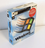 Microsoft-Windows-95-Upgrade-Dutch-CD-ROM-PC-operating-system-w--product-key-vintage-retro-90s